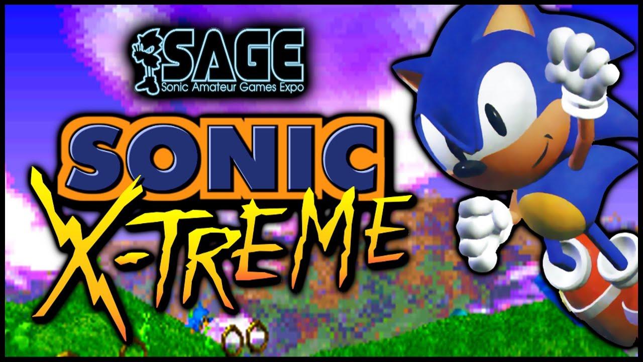 Sonic X-treme - Sonic Retro