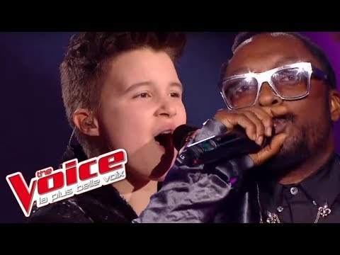 The Voice 2013 | Loïs Silvin & Will.i.am - That Power (Will.i.am feat. Justin Bieber) | Finale