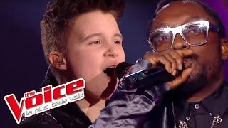 Скачать Will I Am Ft Justin Bieber That Power Loïs Silvin Will I Am The Voice France 2013 Finale