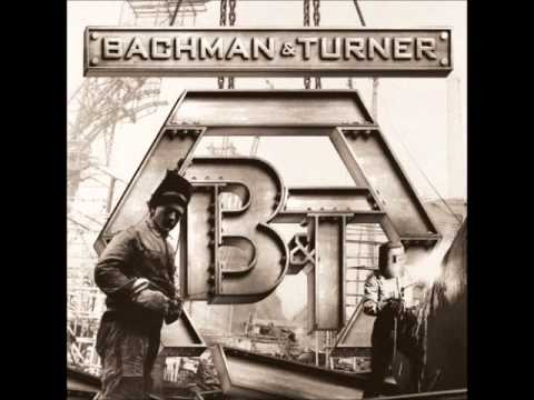 Bachman & Turner Overdrive - Neutral Zone