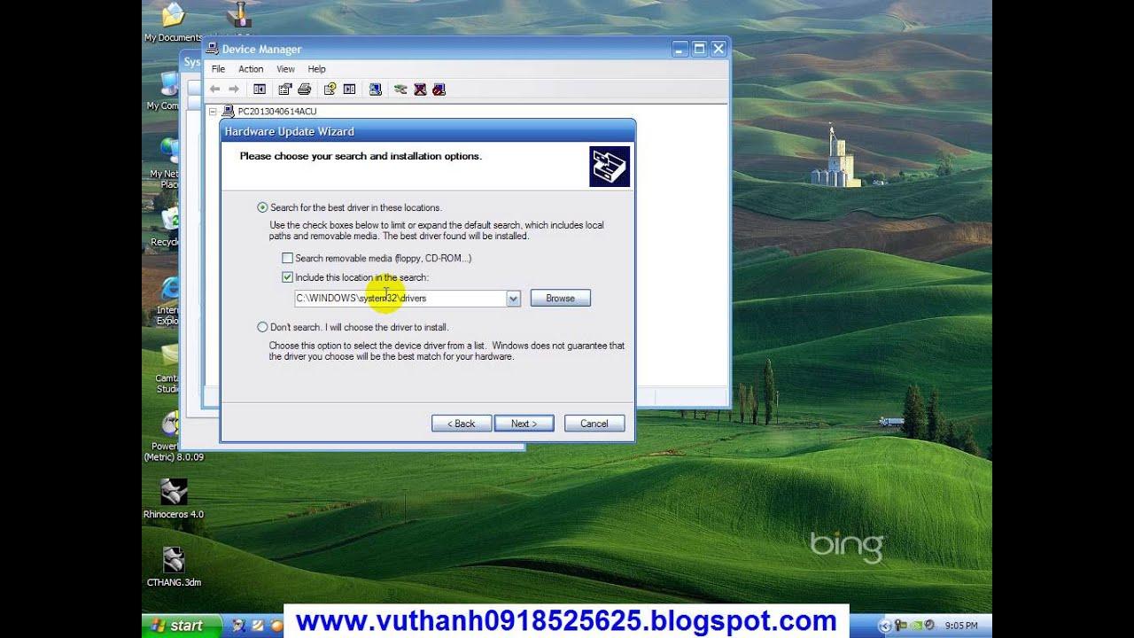 Video Hướng dẫn cài phần mềm NCStudio V5