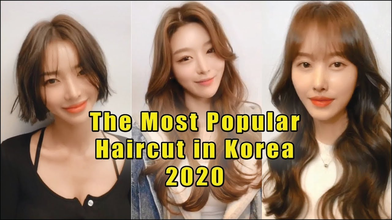 The Best 2020 Hairstyles
