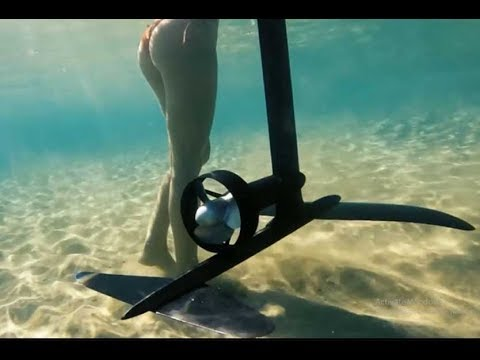 Amazing New Flying Surfboards Can Fly Over Water.