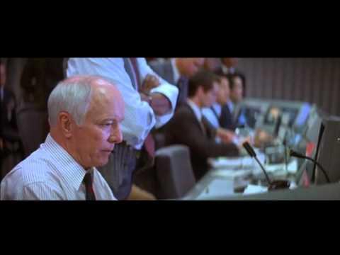 Contact (1997) Launch Scene