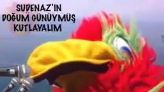 İyi ki Doğdun SUDENAZ :) 2.VERSİYON Komik Doğum günü Mesajı, DOĞUM GÜNÜ VİDEOSU Made in Turkey :) 🎂