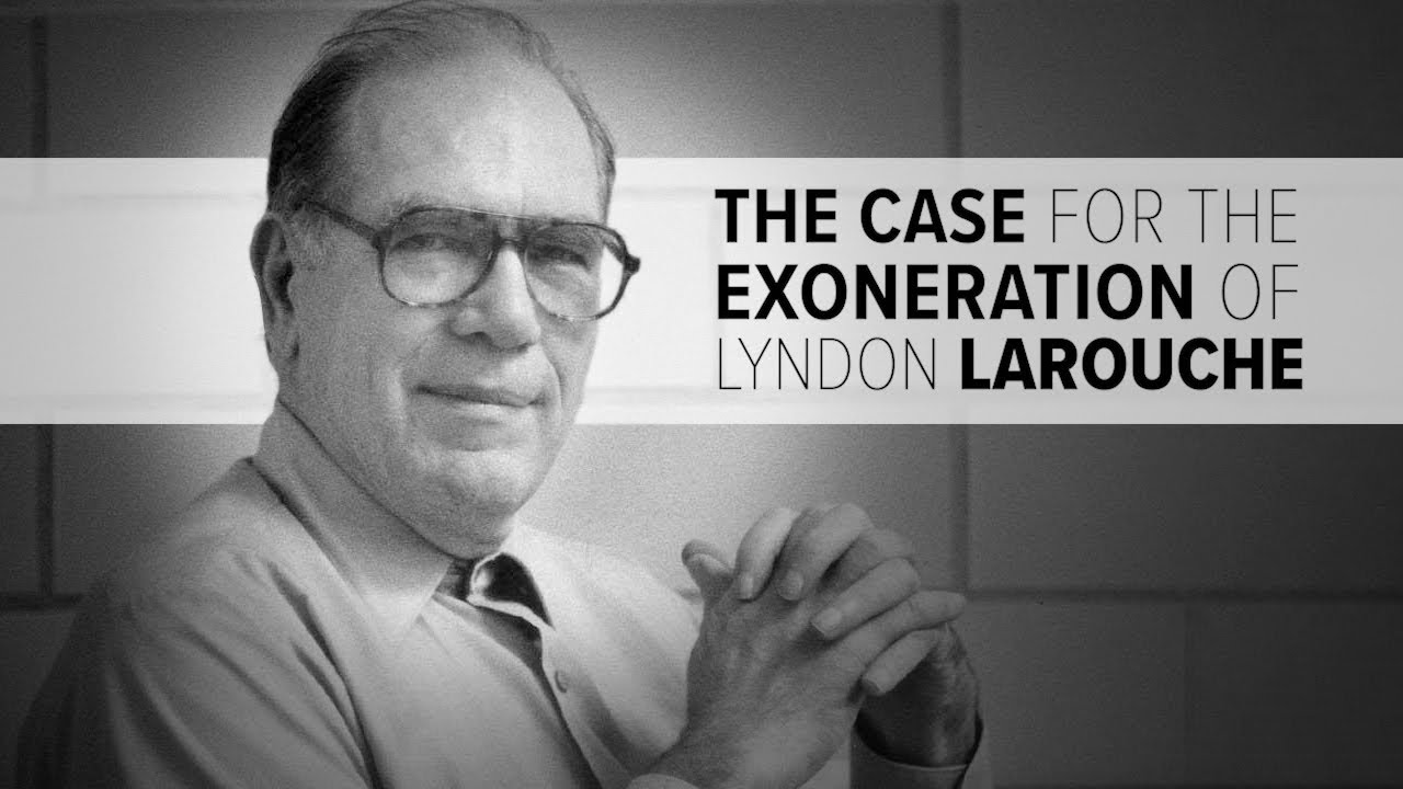 Signers Calling for LaRouche's Exoneration in the 1990s