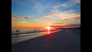 Tropical Beach Resorts at Siesta Key Sarasota Florida