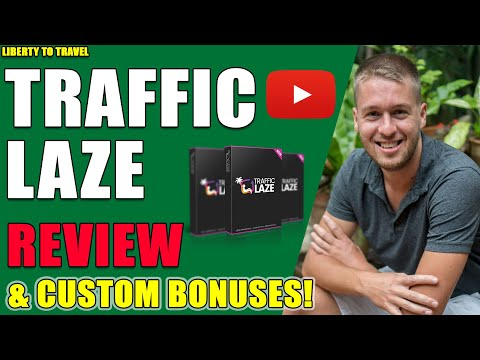 Traffic Laze Review - 🛑 STOP 🛑 Get Traffic Laze With MY Custom Bonuses! 😂