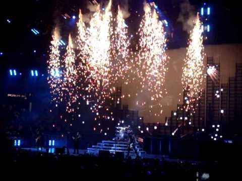 Green Day - 21 Guns - TD Garden - Boston, MA - July 20, 2009