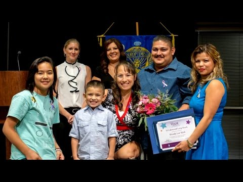 Lakewood Soroptimist Scholarship Profile