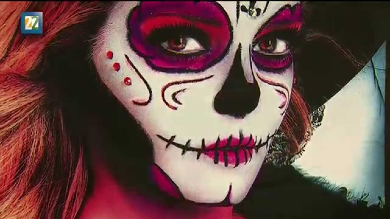 De Calavera Garbancera Al Catrina Fest Mx 2015 Youtube
