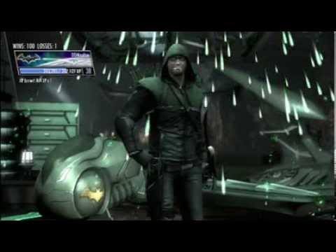 Injustice Gods Among Us: Green Arrow Ladder