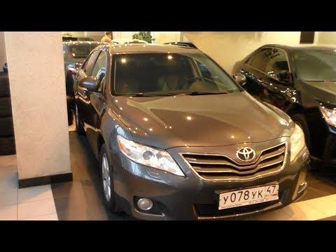 Выбираем б\у Toyota Camry V40 (бюджет 650-700тр)