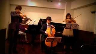 Twenty First Century Schizoid Man をピアノカルテットで練習してみた 佐藤みゆき 検索動画 27