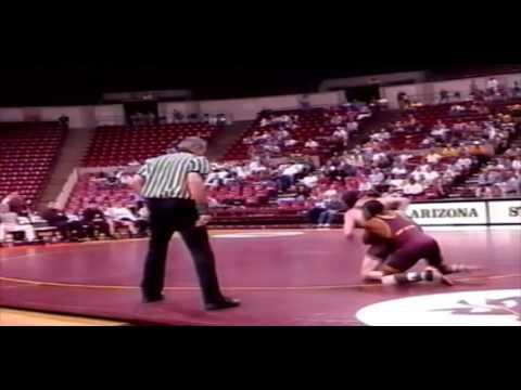 2003 133 Mike Simpson (ASU) v Minnesota