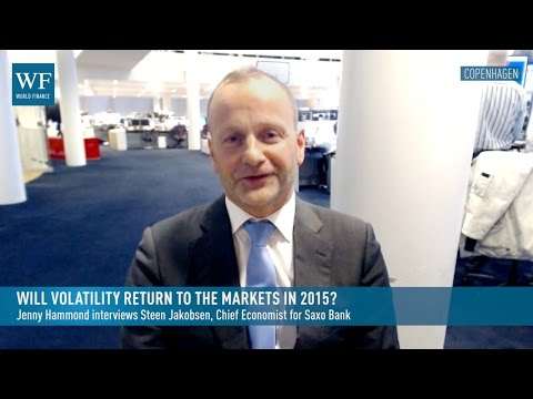 Will volatility return to the markets in 2015? | World Finance Videos