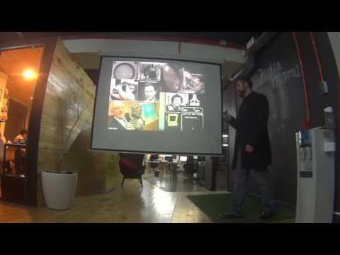 Videojuegos e Industria Creativa -  Creative Dream XV - Meet Up