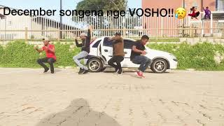 Vosho for December🕺🏾🕺🏾New Durban benga dance (must watch !!!!!)by Team Flex Fam thumbnail