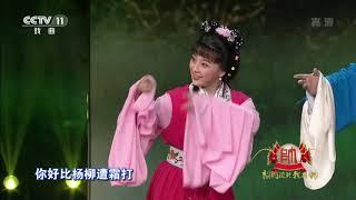 [梨园闯关我挂帅]黄梅戏《天仙配》选段 演唱:江平、何云| CCTV戏曲