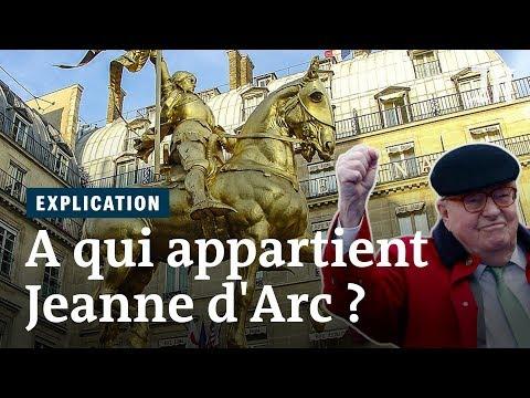 Jeanne d'Arc, éternel objet de récupération politique
