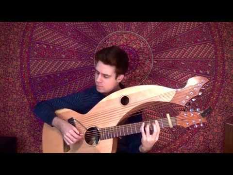 Mama, I'm Coming Home - Ozzy Osbourne - Harp Guitar Cover - Jamie Dupuis