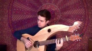 mama i m coming home ozzy osbourne harp guitar cover jamie dupuis