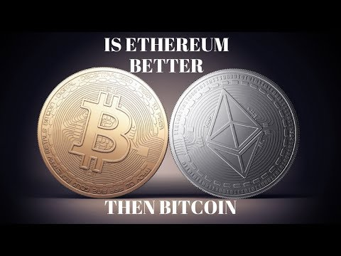 IS ETHEREUM (ETH) THE NEW PLACE TO HOLD MONEY? (BETTER THEN BITCOIN?)