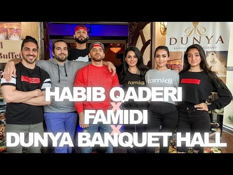 Habib Qaderi x Famidi x Dunya Official Video