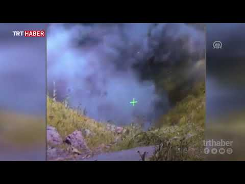 Şırnak'ta PKK'ya ait patlayıcı ve mühimmat ele geçirildi