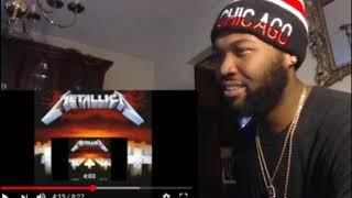 Metallica - Orion - REACTION