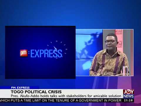 Togo Political Crisis - PM Express on Joy News (19-2-18)