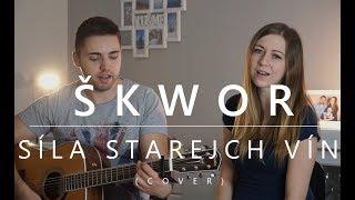 Škwor - Síla starejch vín (cover)