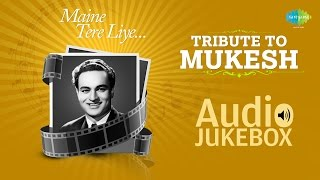 Best Of Mukesh Jukebox | Sad Songs Collection | Evergreen Old Hindi Songs