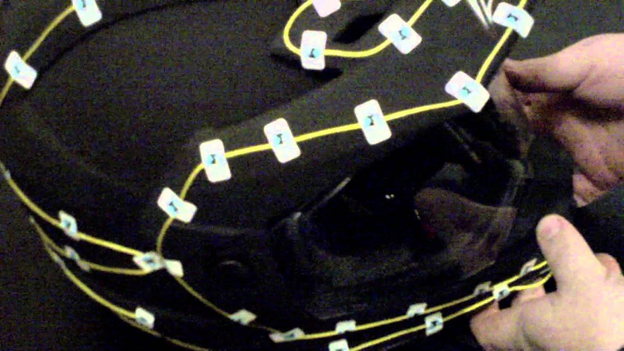 lightmode helmet kit 2016 youtube