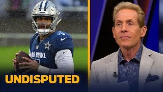 Skip Bayless predicts the Dallas Cowboys to win the NFC East again | NFL | UNDISPUTED