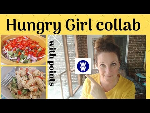 Hungry Girl Collab*Recipe With Points*WW