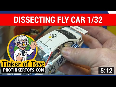 DISSECTION | FLY 1/32 Car