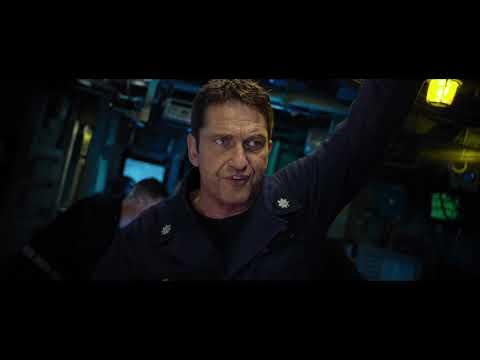 Лучший бой подводных лодок Хантер Килер