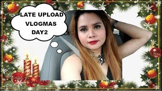 Download Video VLOGMAS DAY2 :  FIL-AM MAGIC BALL PARTY MP3 3GP MP4