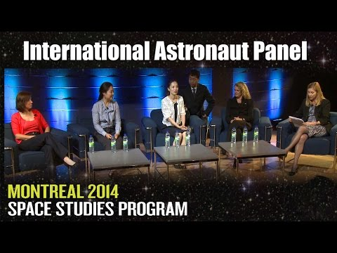 International Astronaut Panel - SSP14