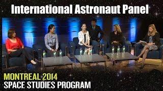 International Astronaut Panel - SSP14