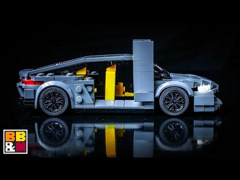LEGO Koenigsegg Gemera | Openable Doors & Frunk | Fits 4 Minifigs
