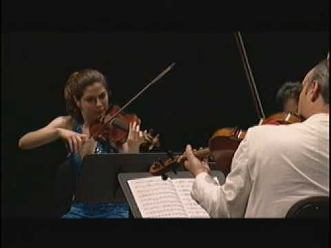 Dvorak's Piano Quintet in A Major - La Jolla Music Society's SummerFest 2006