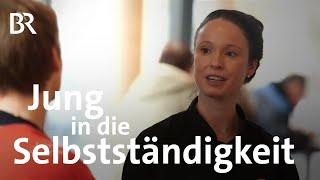 Anpackerin aus Amberg Das Metzgermoidl Christine Lotter  Zwischen Spessart und Karwendel  BR