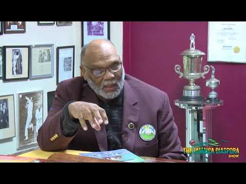 Jamaica Diaspora Show #6 Michael Chambers