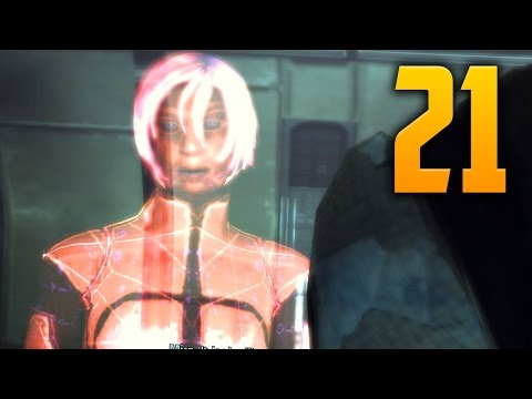 "Mass Effect 1 Gameplay Walkthrough - Part 21 ""SECURE THE SYSTEMS"" (Let's Play/Playthrough)"