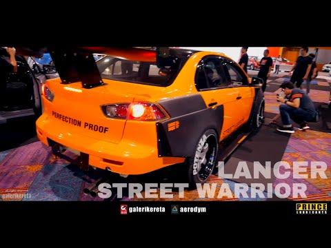 Mitsubishi Lancer STREET WARRIOR - Race Day Thailand 2017