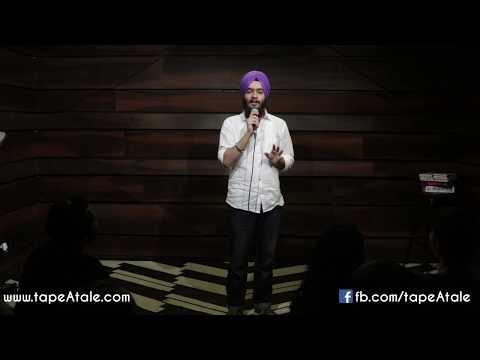 Journey To An Unknown Land - Navaldeep Singh | Kahaaniya - Storytelling Open Mic