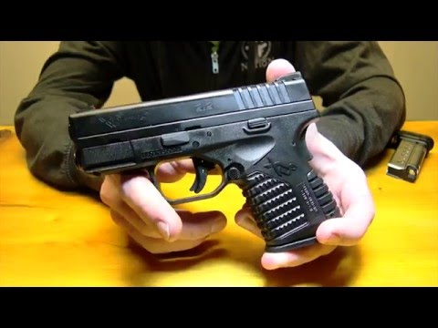 Springfield XDs 40 S&W Review