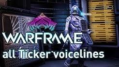 Fortuna - (most)Ticker voicelines